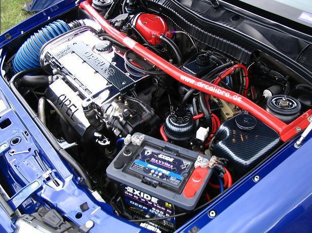 opel calibra SFI turbo