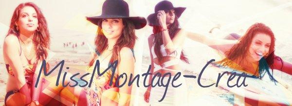 Bienvenue sur MissMontage-Crea, blog de montage