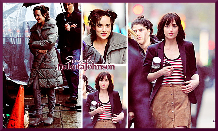 Dakota on SET !!