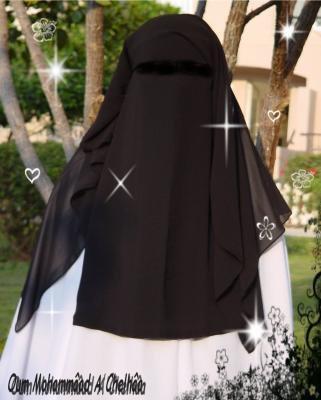 التزمي بالحجاب الشرعي يا اختاه 000 افيقي يا فتاة الاسلام