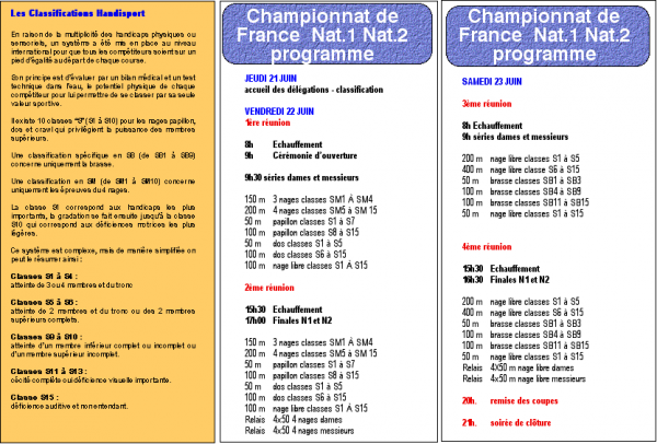 Championnats de France N1 - N2 Strasbourg Preview