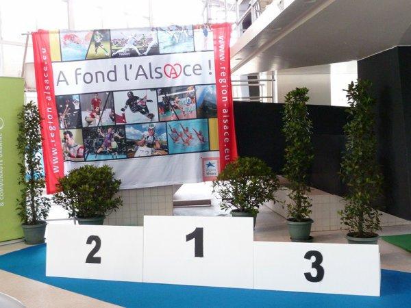 Résultats Championnats de France N1-N2 STRASBOURG (67)