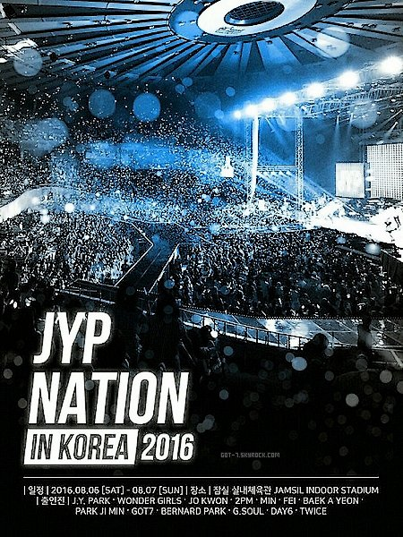 -- JYP NATION AURA UNE NOUVELLE CHANSON ET PEUT-ÊTRE UN MV !  --