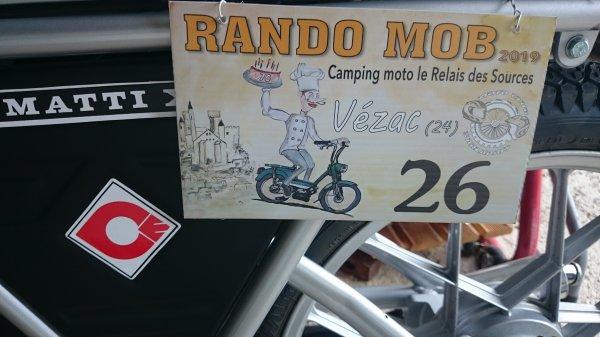 Rando mob Vézac - 2019 c'est fini !