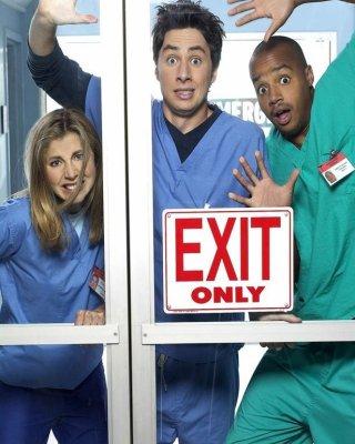 Scrubs : en avant pour la neuvième !