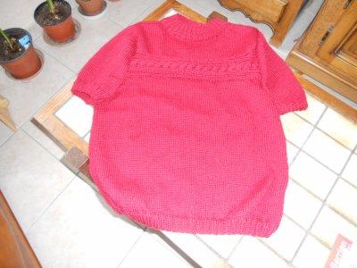 en ce moment c'est tricot