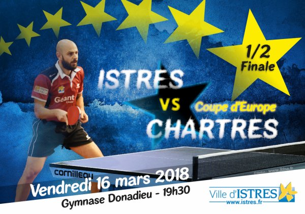COUPE D'EUROPE ISTRES