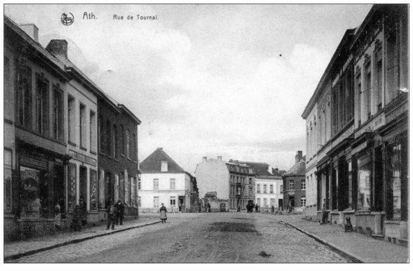 ATH - aujourd'hui rue de France