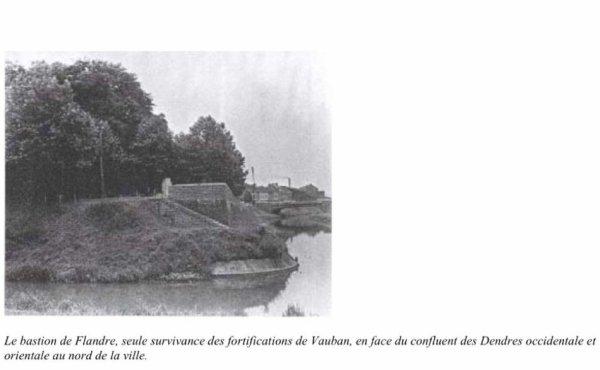 ATH - Endroit où se situe le monument Blicquy