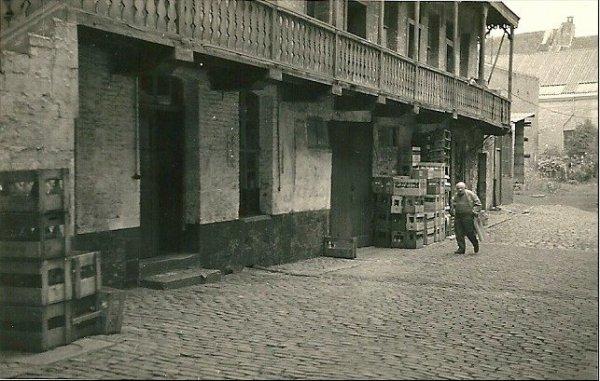 ATH - Impasse rue de france