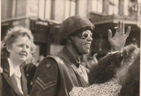 ATH, Libération de la ville le 3 septembre 1944