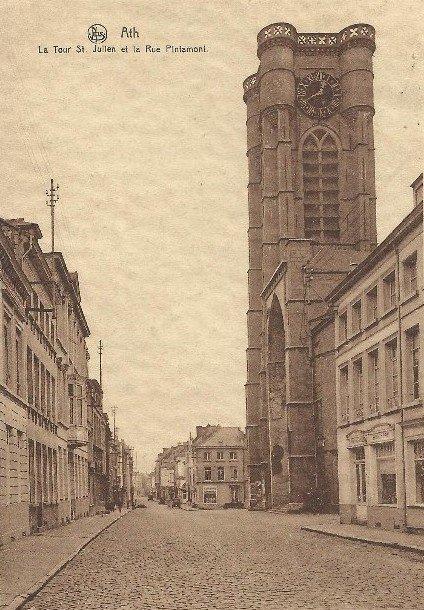 ATH en 1933