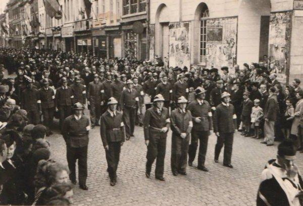 ATH après la libération de la ville