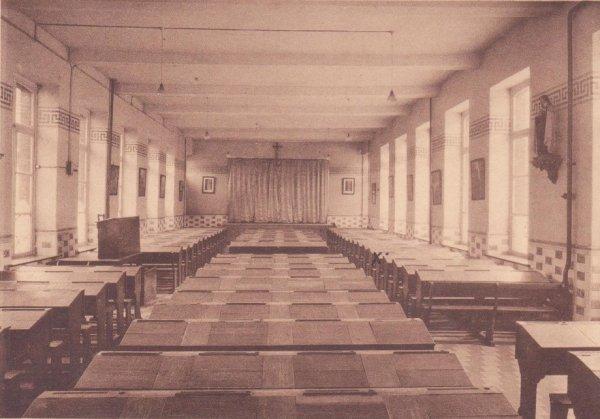 Collège Saint Julien Ath la salle d'étude