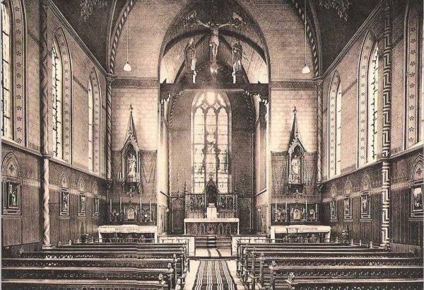 ATH - Collège Saint Julien - la chapelle