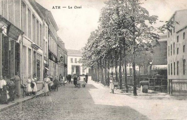 ATH - Quai Saint Jacques