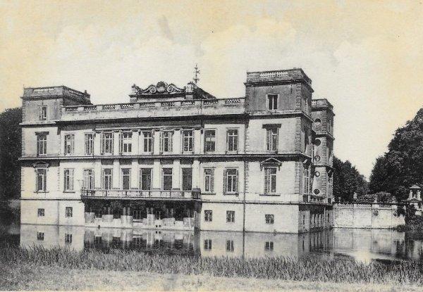 Houtaing (Ath) collège de la Berlière