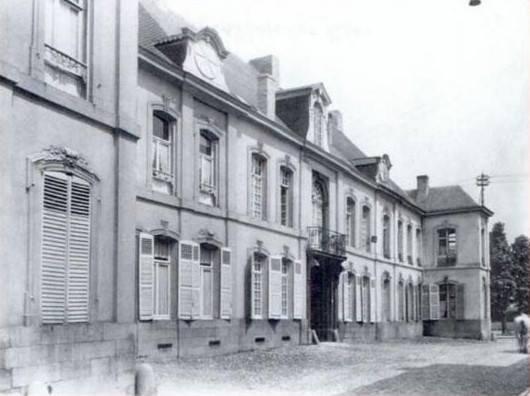 Ath-Château Bourlu 1950