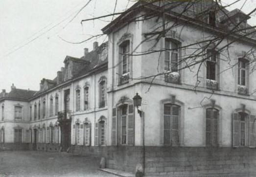 ATH - RUE DU CHÂTEAU BOURLU,LA JUSTICE DE PAIX.