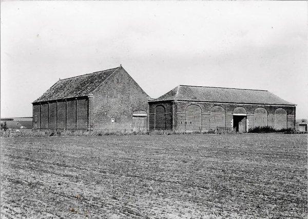 Ormeignies - Ferme Bricoult ou ferme des Goulouffs