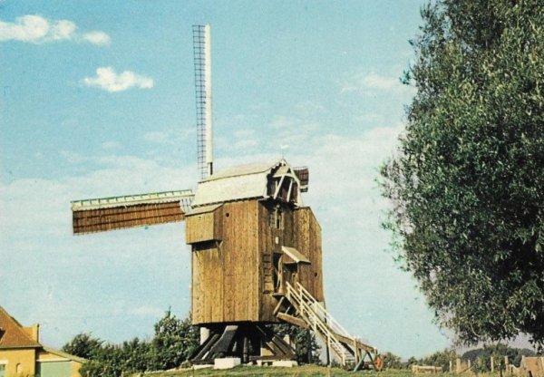 Le moulin de MOULBAIX