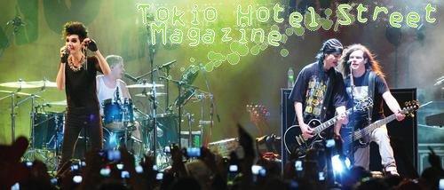 Article n°01 __ | Bienvenue - Welcome - Willkommen | Tokio-Hotel-Street ©