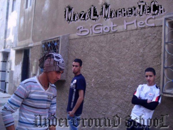 Bigot Mec  / Mazal MafhemteCh  (2012)