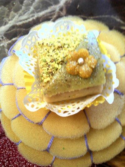 Kefta pistache