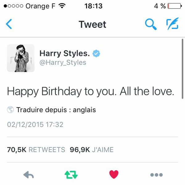 THANK YOU HARRY *.*