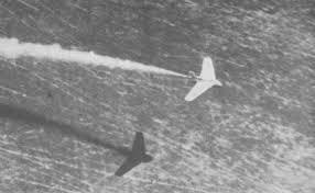 LE Me 163 KOMET l'avion fusée