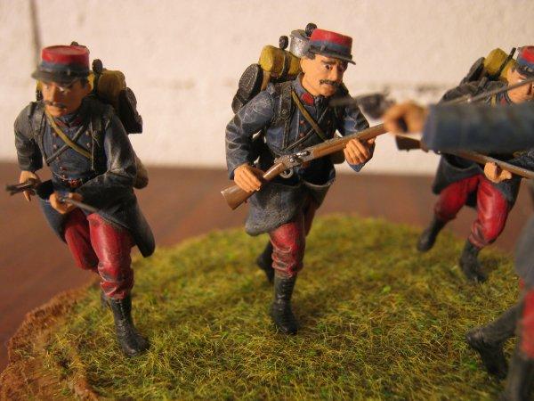 Soldats Français de 1914 (fin)