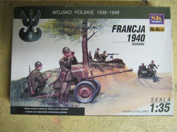 FRANCE 1940 (1/35)