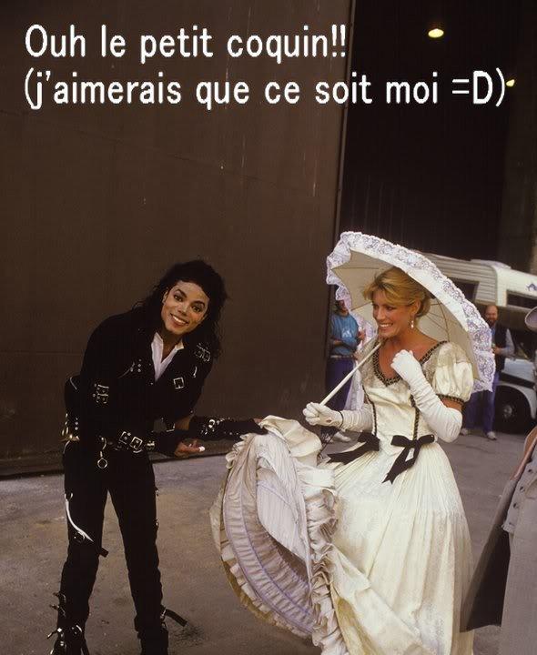 Bad, Bad Michael <3
