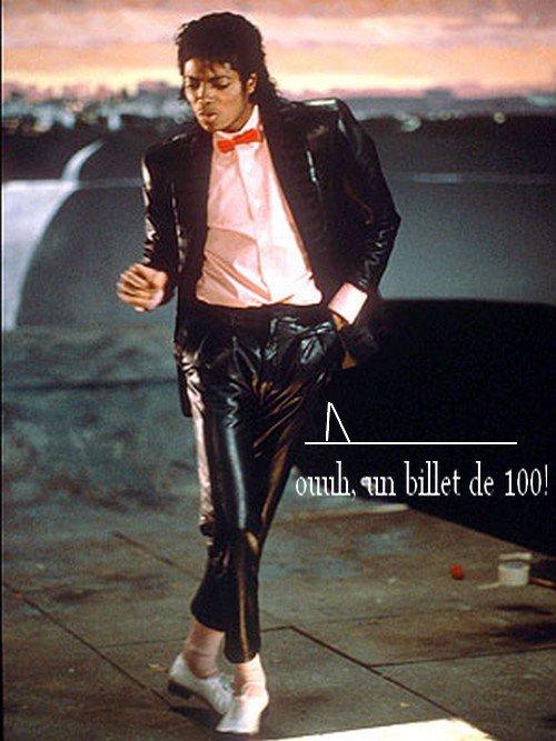 Michael, en thriller...