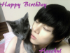 Happy Birthday Heechul ♥