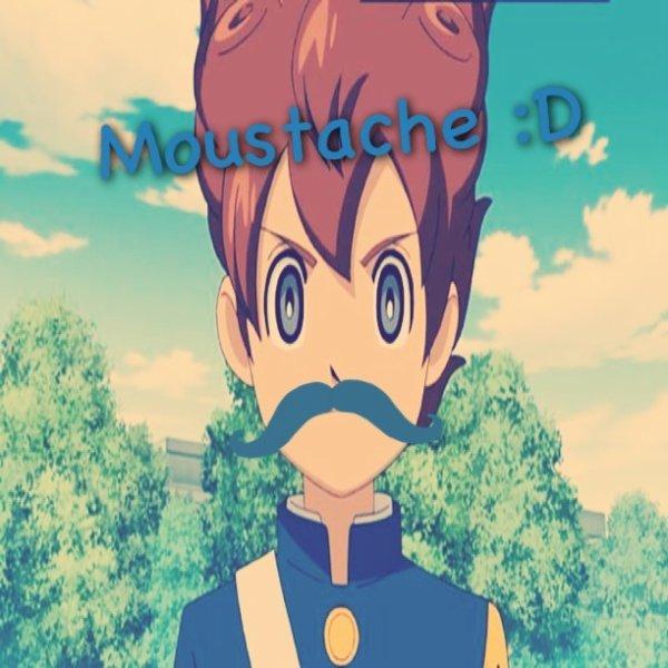 Moustache Arion & Fey Rune pour Stars-Inazuma-Eleven-GO :D ^w^