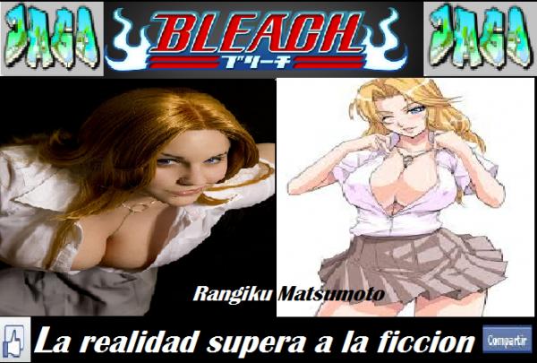 cosplay réalité contre la fiction jaja=)