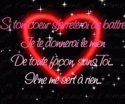 mon coeur t'appartient