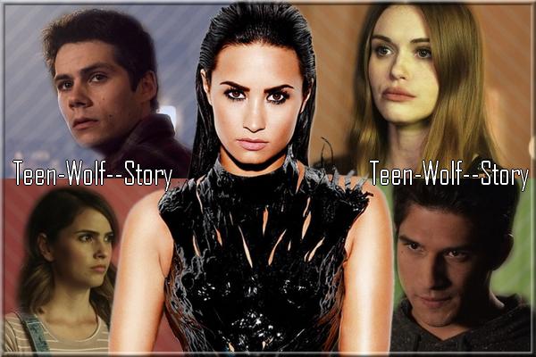 Blog pour corriger chapitre de ma story : Teen Wolf