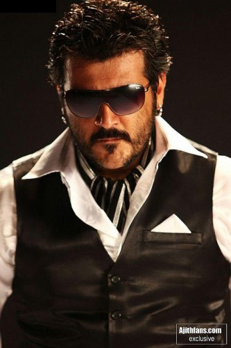 Bienvenue Dans le Blog Officiel de l'Ultimate Star Ajith Kumar