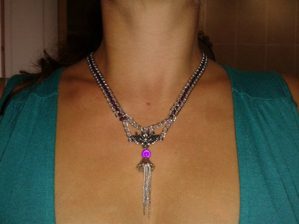Collier prune