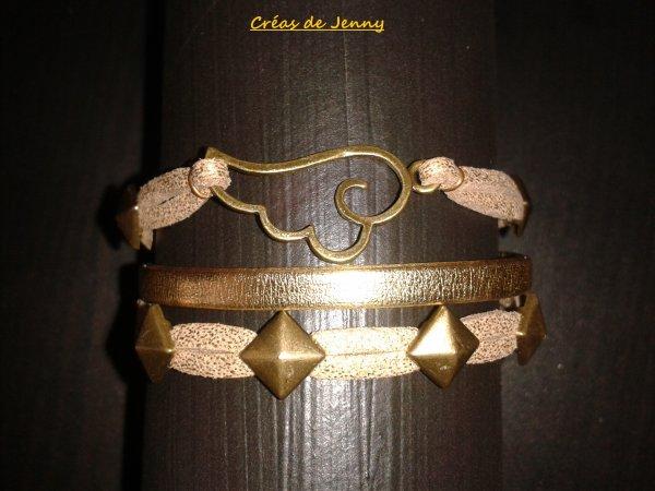 Bracelets multi brides