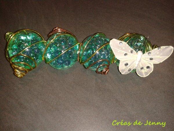Vase 4 bulles