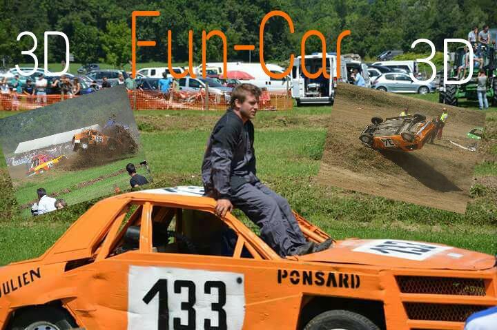 Fun-car saint geoire en valdaine 2016