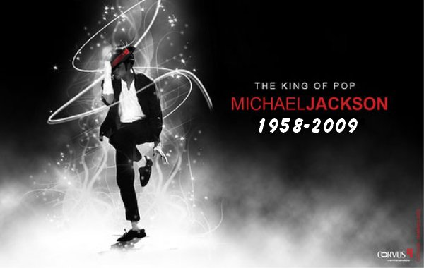 "Hommage au ""King of Pop"""