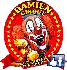 . . · ˙ · . · ˙ · ★ Bienvenue sur Damiencirque ★˙ · . . · ˙ · . ·