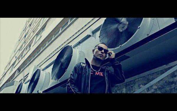 Mc M1da ( Tournage du clip officiel Jai vu)
