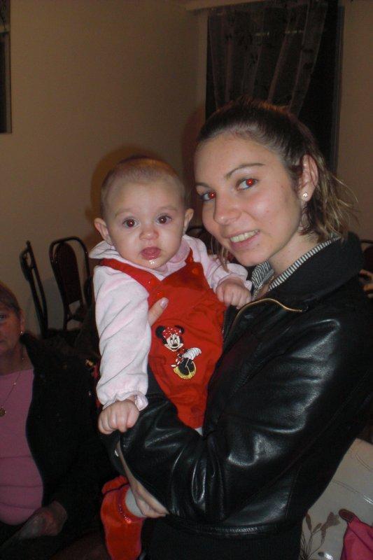 Milena et moi