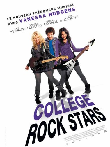 College rock star