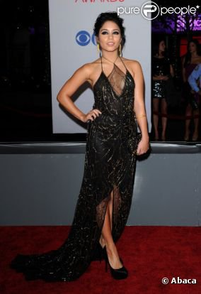 people choice awards 2012 : Vanessa Hudgens